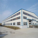 Prefabricated Industrial Factory Steel Structure Fabrication Workshop (ZY145)