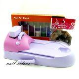 Nail Art DIY Printer Easy Print Pattern Stamp Manicure Machine Stamper Tool Sets