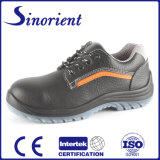 Hand Palmprint Leather Low Cut Safety Shoes Price RS6163