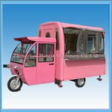 Automatic Commercial Fast Food Vending Carts