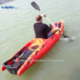 Sit on Top Kayak LLDPE Hull Material Single Kayak