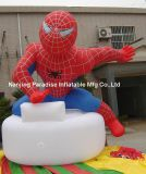 Spiderman Cartoon Character Themed Inflatable Toys