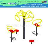 Professional Outdoor Fitness Equipment 4 Seats Waist Twister (HD-12104)