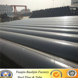 3PE SSAW Steel Pipe for Water Transportation