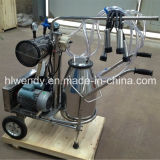 Single Cow and Goat Portable Milking Machine