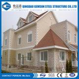 Light Gauge Steel Material Villa, House, Office Use Prefabricated Villa