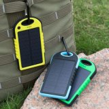 Solar Battery Mobile Phone Power Bank Charger From ISO9001 Factory