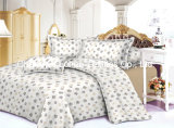 Wholesale Factory Poly/Cotton Fabric Modern Bedspread Bedding Set Bed Cover Sheet Full Size