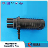 Plastic Joint Box/ Fiber Transmission Splice Closure for ADSS Optical Cables