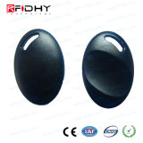 125kHz Em4200 Lf RFID Keychain/Keyfob