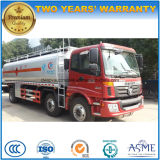 20 T Auman 3 Axles Tanker Truck 20 Tons Fuel Tank Truck Price