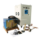 Steel Rod Forge Medium Frequency Induction Heating Heater Equipment