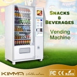 Break Room Lunch Room Beverage Vending Machines with 8 Columns, 54 Selections at Max