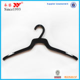 Custom Disposable Black Plastic Cheapest Shirts Hangers