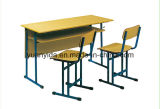 Hot Sale Cheap Classroom Student Desk and Chair Set
