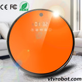 Home Appliance Robot Vacuum Cleaner with Brush Working