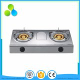 High Quality LGP/Natural Gas Cooker for Two Burners