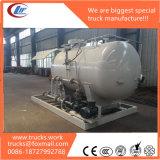 12m3 20m3 25m3 32m3 50m3 100m3 Upground LPG Skid Tank