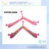 Colorful Jelly PVC Slipper Upper Strap for Girls Flip Flops