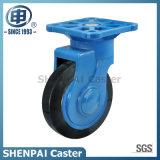 """5""""Rubber Swivel Silent Caster Wheel"""