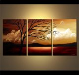 Factory Direct Sale Multi-Panel Canvas Painting and Canvas Prints Acrylic Photo Printing