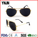 Ynjn Metal Frame Polarized Men Sunglasses (YJ-0015)
