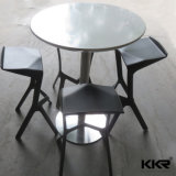 Furniture Man Made Marble Solid Surface Coffee Table Top