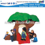 Little Tree House Playground Small Plastic Playhouse (HF-20202)