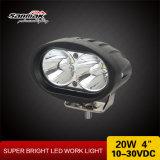 20W Us CREE White Spotlight LED Forklift Work Light