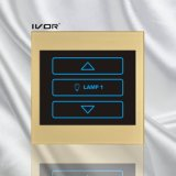1 Gang Dimmer Switch in Acrylic Outline Frame (SK-LT100-D1)