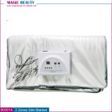 B0301A Infrared Electric Heated Blanket in China for Lymph Drainage and Slimming