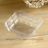 PVC Biscuits Transparent Plastic Products Packaging Box