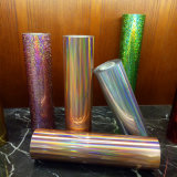 Heat Transfer Stamping Holographic Foil Film for Plastic/Wood/Leather