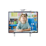 All-in-One Interactive Whiteboard with Visual Presenter and Projector