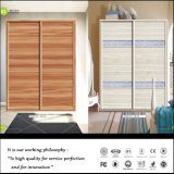Modern Bedroom Shutter Door Wholesale Wardrobe