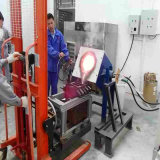 China Industrial Electric Induction Furnace Aluminum Melting