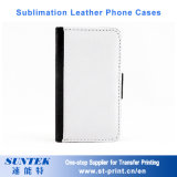 Sublimation Blank Leather Phone Case Cover for Transfer Printing