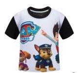 Sublimation Printing T Shirt Wholesale Kids Clothes Boys (A625)