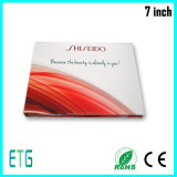 7 Inch Video Greeting Card with Customized Printing
