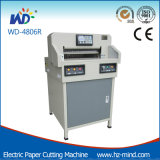 Professional Manufacturer Program-Control Paper Cutter Electric Paper Cutting Machine (WD-4806R)