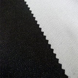 100% Polyester Tricot Knitted Fusible Woven Warp Knitted Interlining