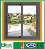 Single Glazed Aluminum Profile Sliding Window Made in China