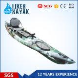 Plastic One-Seat Angler Kayak Boat OEM ODM