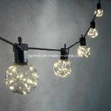 Copper Wire Light Christmas Decorative LED Filament Bulb with E27