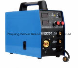 Portable Mutli-Process MIG/TIG/MMA Welding Machine