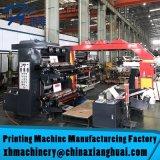 3 Three Color Flexography Printing Machine Paper Bag Printing Press