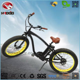 New and Hot Fat Tire Electric Beach Bicycle with Pedal