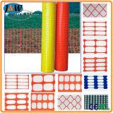 Orange Plastic Safety Fencing, Safety Barrier Fence