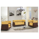 Modern Office Sofa Upholstery with Leather Linen or PU