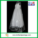 Wholesale Simple Design PEVA Bridal Cover/Wedding Dress Covers